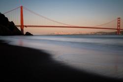 Golden Gate Bridge Sunset_27694522804_o