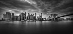 New York b&w
