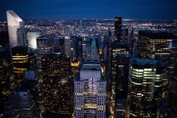 New York Night View_27451254613_o