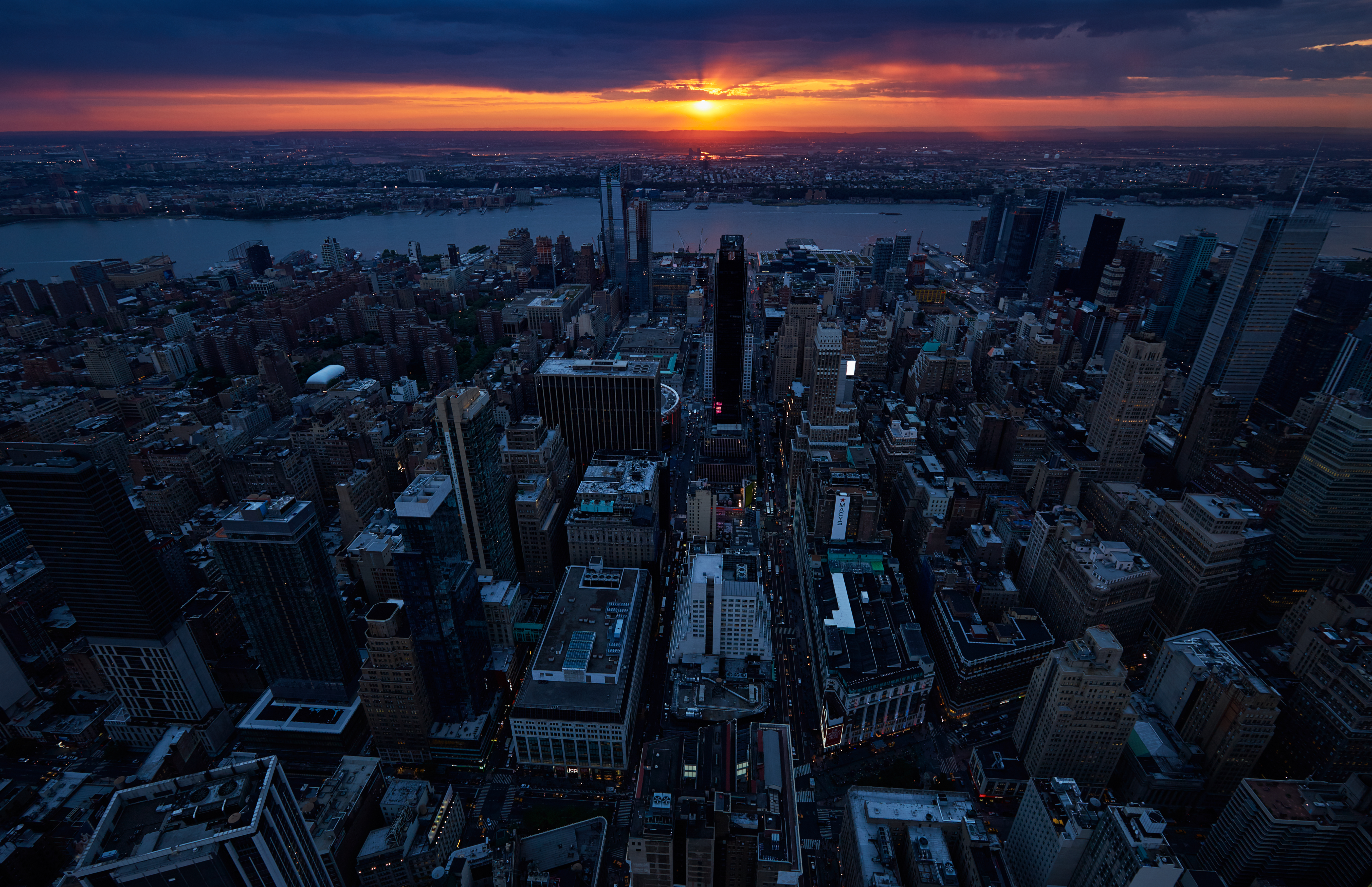 New York Dark Sunset_27963482712_o