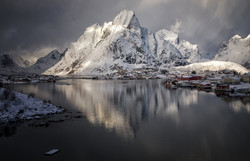 The Mountain of Reine