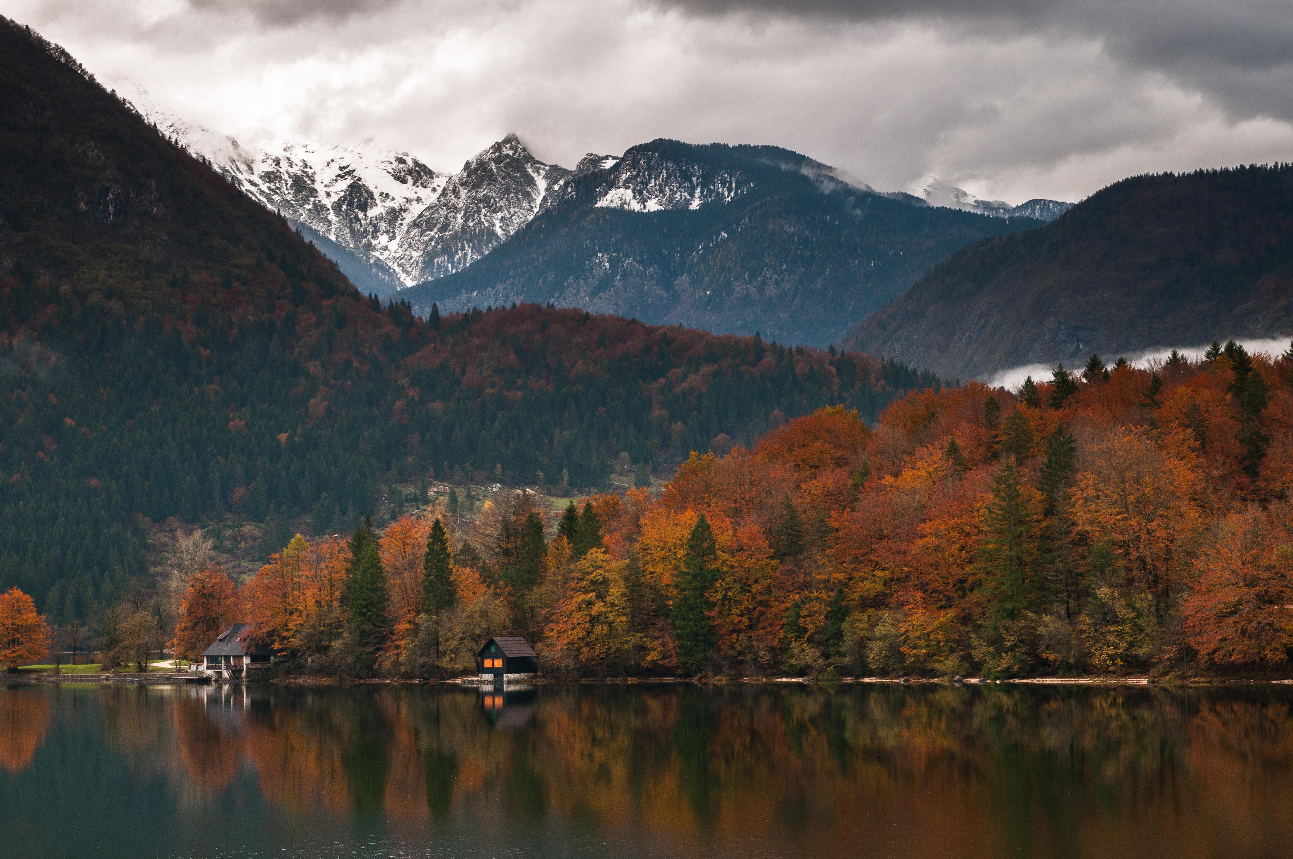 Bohinj Autumn