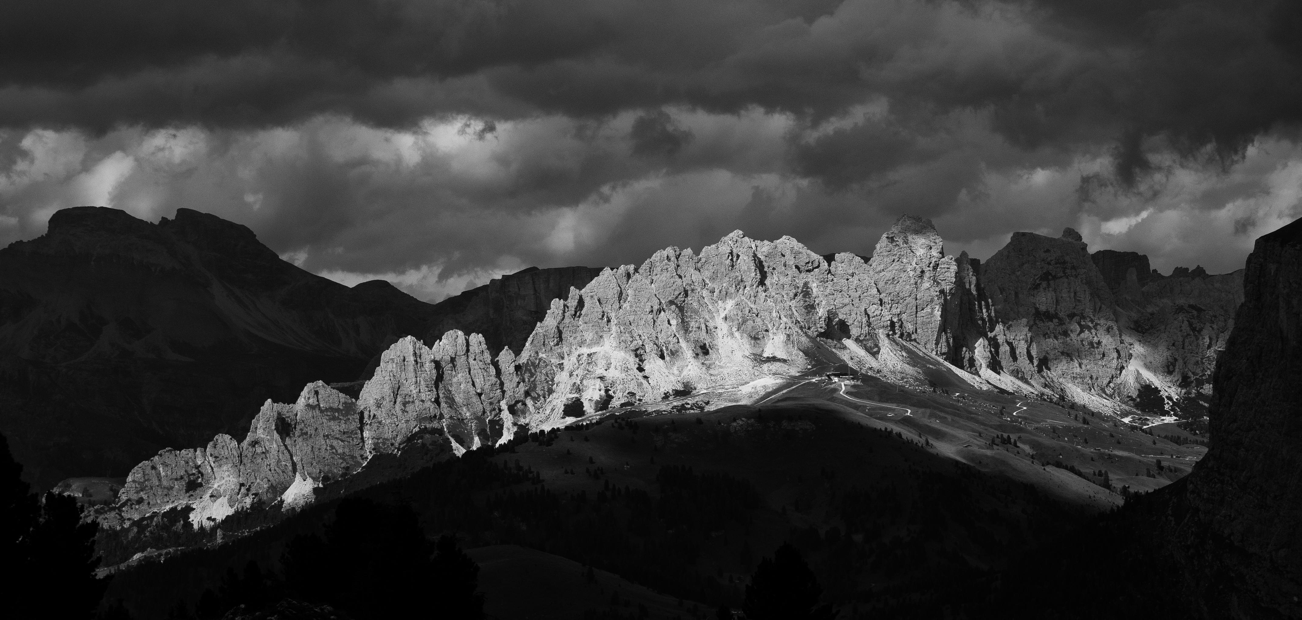 Dolomiti - Raggio di Sole