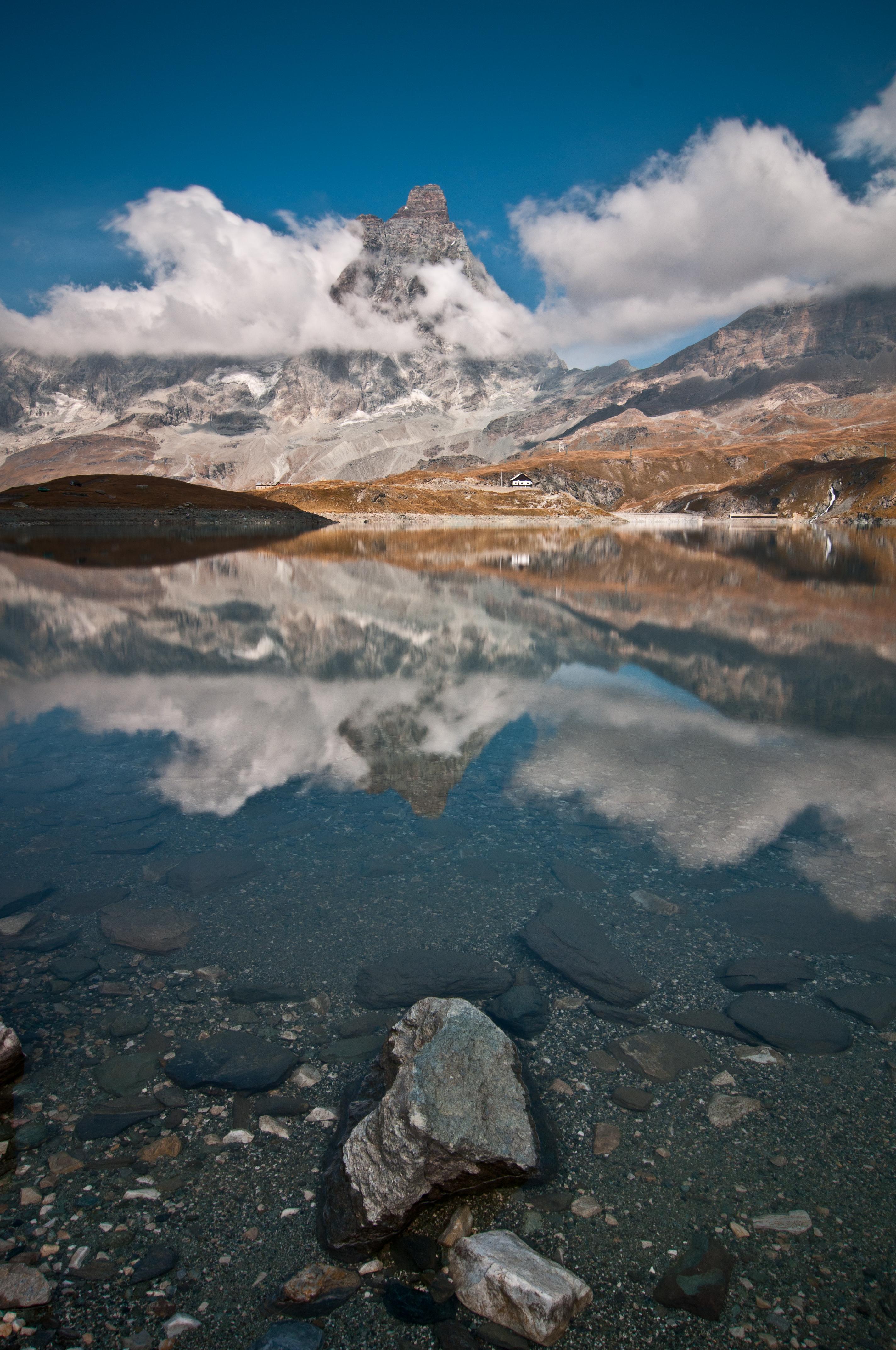 Cervinia lago Goillet_6208184028_o