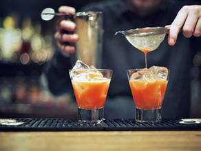 Welcome to Mangetout Mixology bringing inspiration to your drinks.