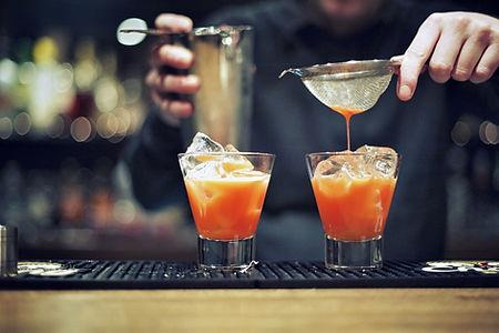 Drinks & Mehr in der Lions Kitchen Muenchen
