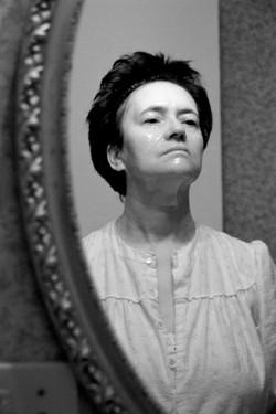 Mom, woman's portrait