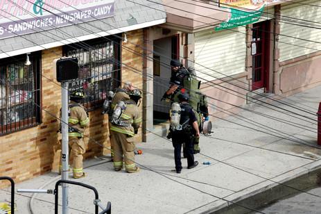 Bomb Squad, Jersey City, NJ