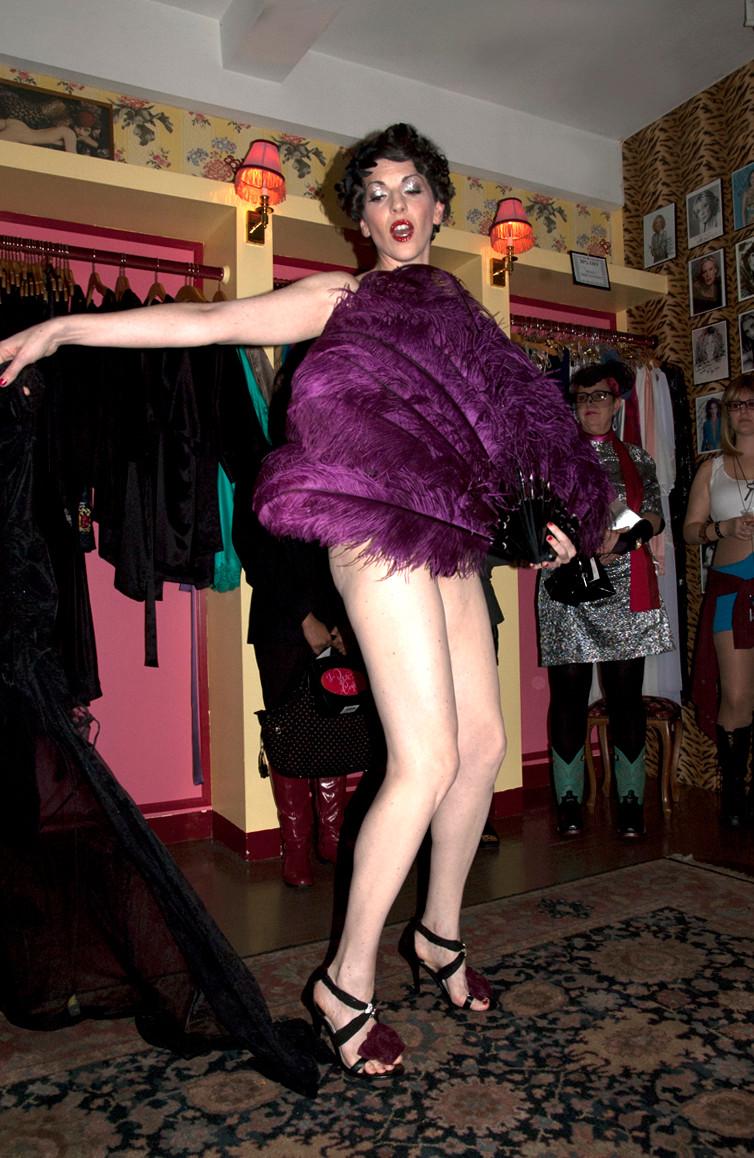 Legs Malone! New York City