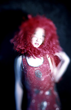 Yuko, woman portrait