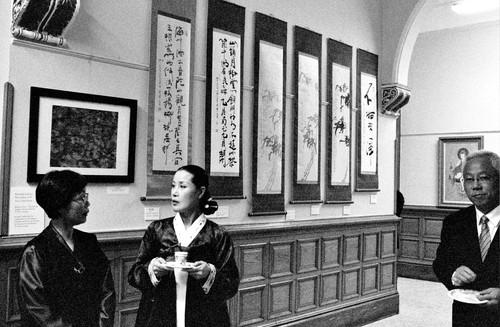 Korean art show