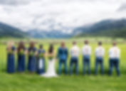 Wedding Party Facing Tetons.jpg