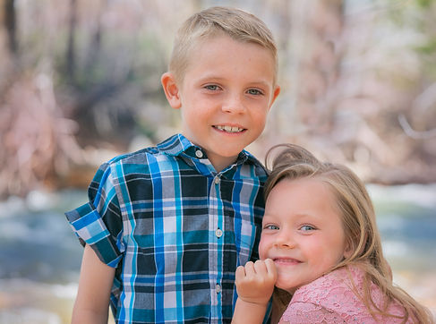 Levi and Addie