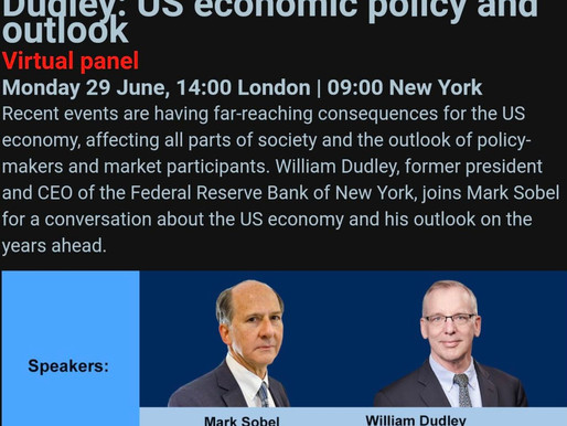 USA economic Policy & Outlook meeting.