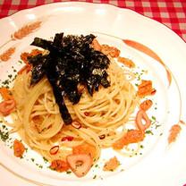 ミシェルのオリジナルメニュー  ⭐️スパゲッティ  ウニのアーリオ・オリオ・ペペロンチーノ⭐️  ウニの旨みとコクが見事にイタリアンに活かされたパスタメニューです。