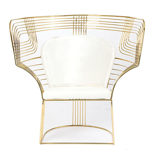Carter Wire Chair