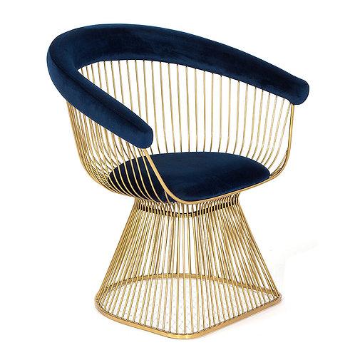Nouveau Wire Chair