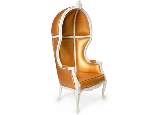 Dome Chair - Gold