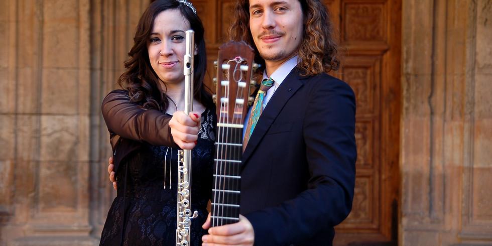 Microconciertos Música de Cámara y Guitarra Clásica