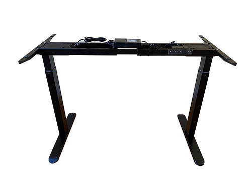 HAB_convDesk frame with 2-stage legs