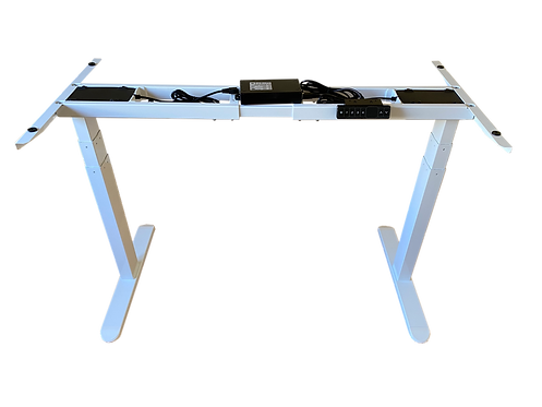 HAB_convDesk frame with 3-stage legs