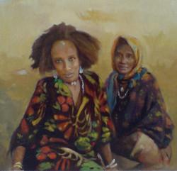 Donne etiopi