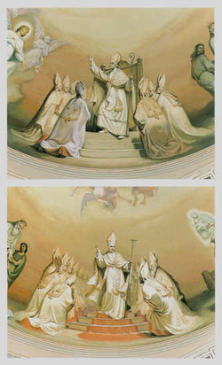 Pio XII e Paolo VI