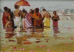 Matrimonio sul Gange