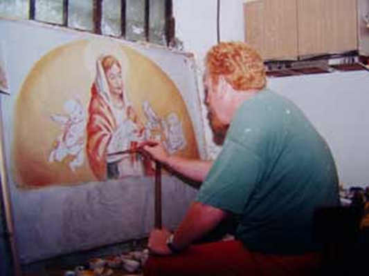 Madonna dei colombi
