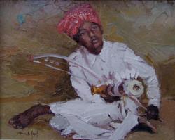 Musicante indiano