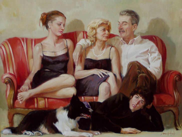 Famiglia Galbiati