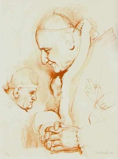Studio di Papa Giovanni