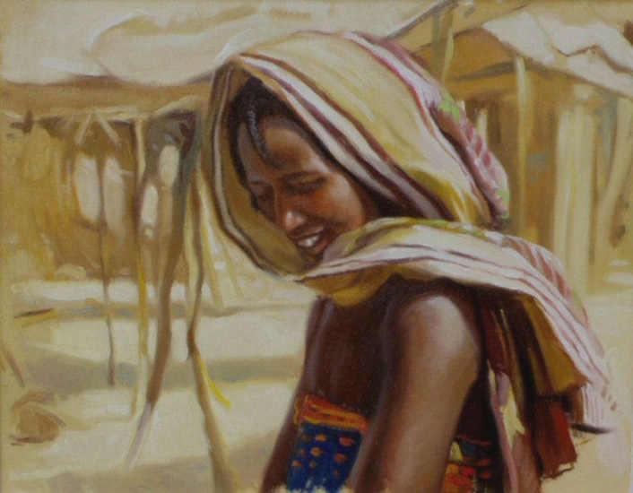 Giovane Berbera