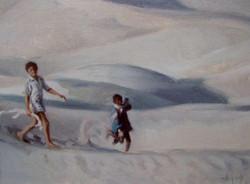 Giochi tra le dune