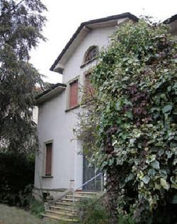 Particolare ex casa Marigliani