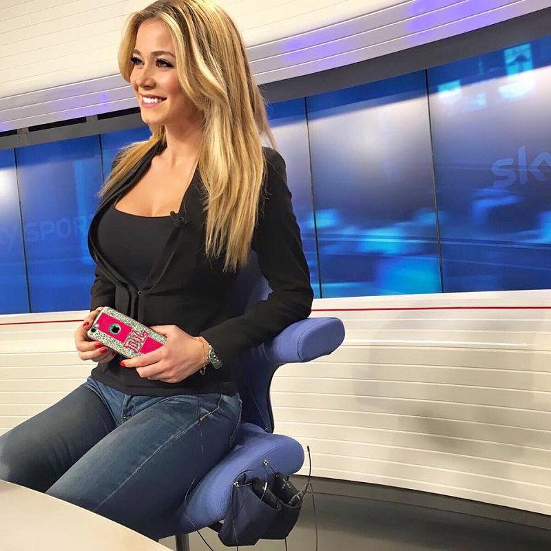 Leotta icloud diletta Italian Sports