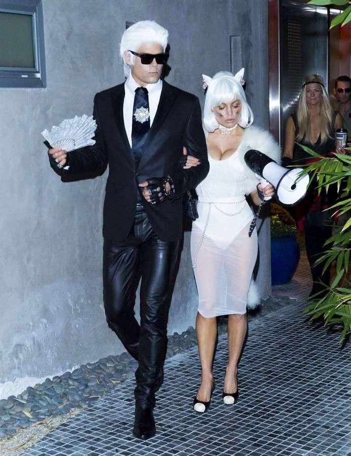 Fergie è la gatta di Karl Lagerfled
