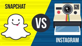 Snapgram: come e perché Instagram sta copiando Snapchat