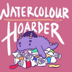 Watercolour Hoarder