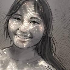 Light Portrait