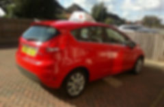 Driving lessons in High Wycombe, Driving lessons in High Wycombe