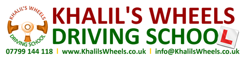 Khalil's Wheels Driving School High Wycombe offering manual and automatic driving lessons high wycombe