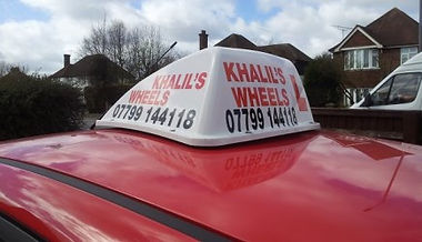 High Wycombe driving instructors