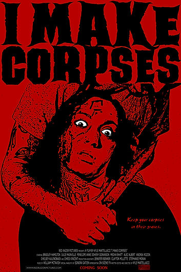 i make corpses poster monster pool chapter two