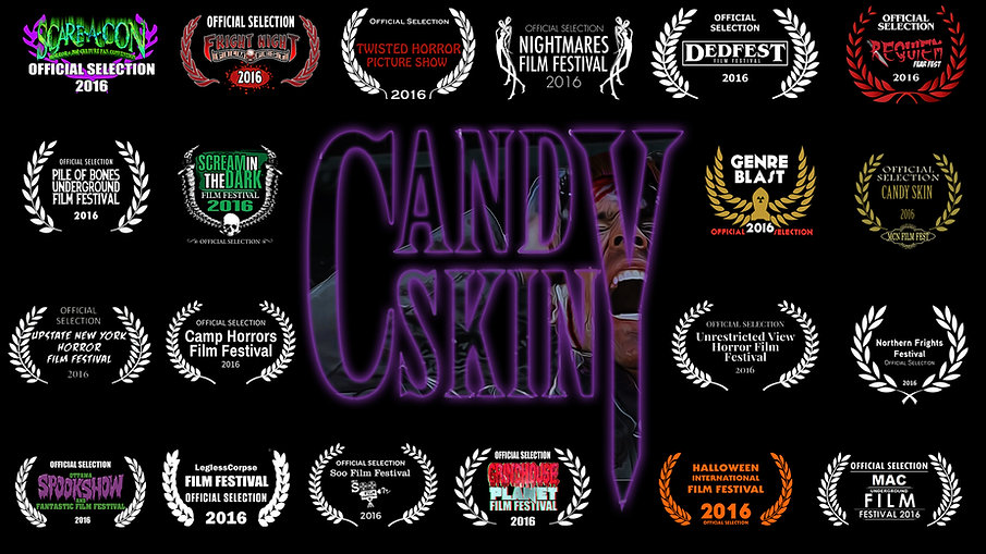 candy skin laurel wallpaper