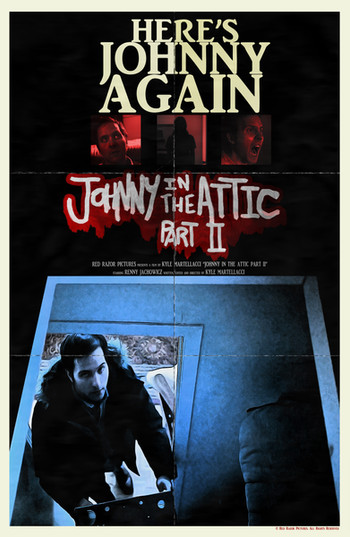 Johnny in the Attic Part II Poster