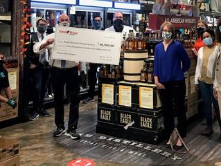 RMHS recibe una generosa donación de Total Wine & More