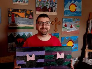 Compartir el don del arte
