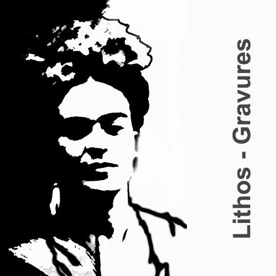 Lithos - Gravures