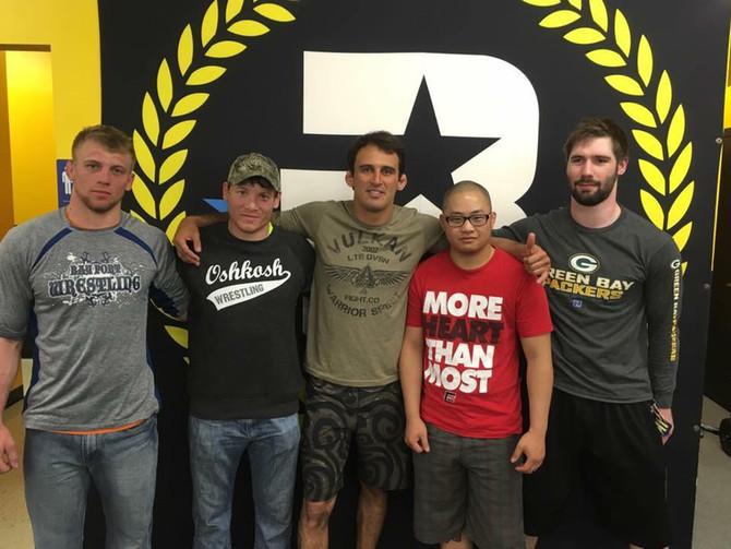 The Titletown MMA Academy Joins with the Wanderley Jiu Jitsu Association